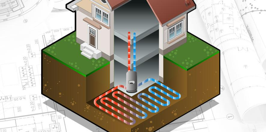chicago geothermal heating