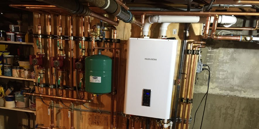Boiler and Water heater Repair and Installation