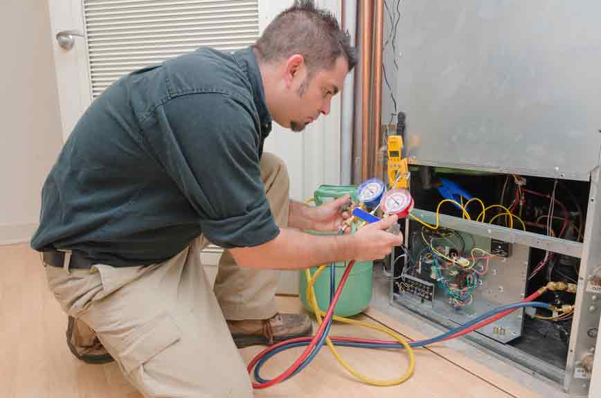 Furnace & Heater Repair